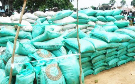 fertilizer importation in Nigeria