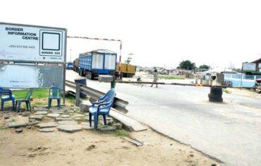 Land border closure