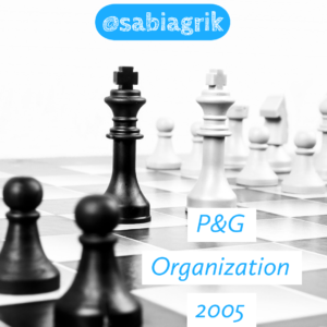 Organization 2005